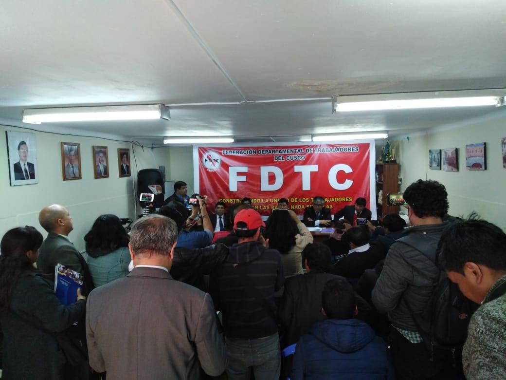 Comunicado de la Comisión Organizadora del Congreso de la FDTC
