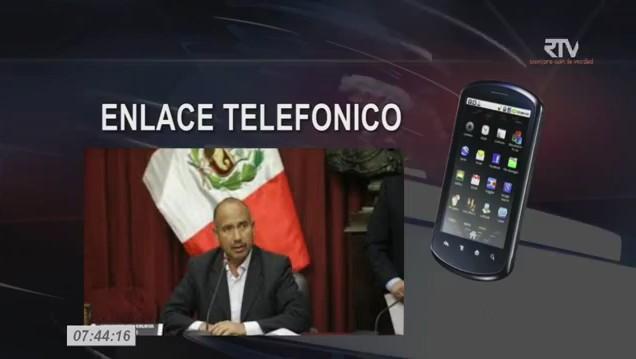 Congresista cusqueño Armando Villanueva muestra preocupación por grave situación de ENACO