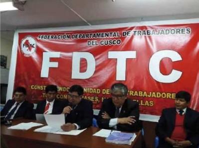 Bases de la FDTC ratifican que no acataran paro decretado por dirigentes usurpadores